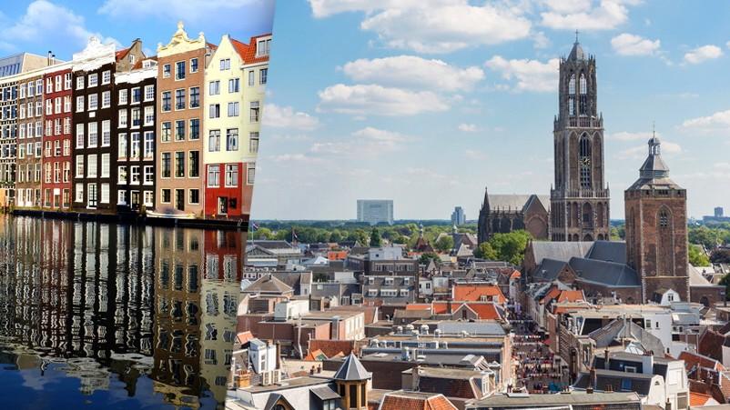 Stdtetrip Amsterdam Geheimtipp Utrecht  Reise