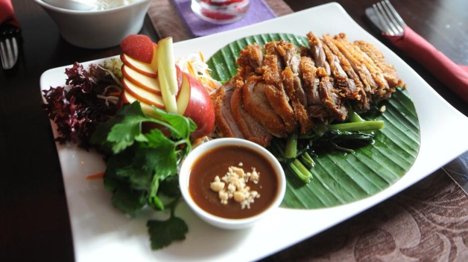 Restaurant Hu House  Geschmacksexplosion aus Vietnam