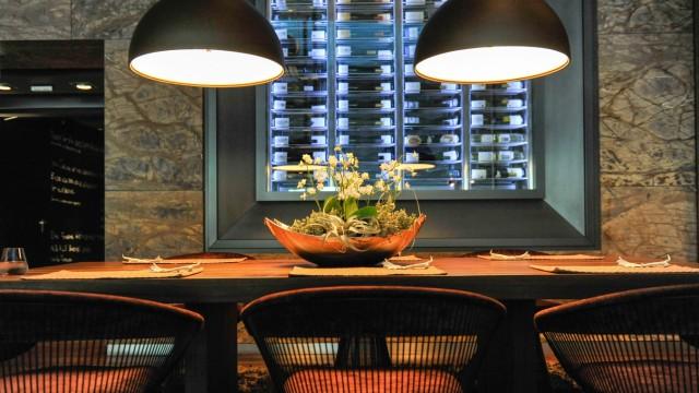 Restaurant Esszimmer in der BMWWelt  Mnchen