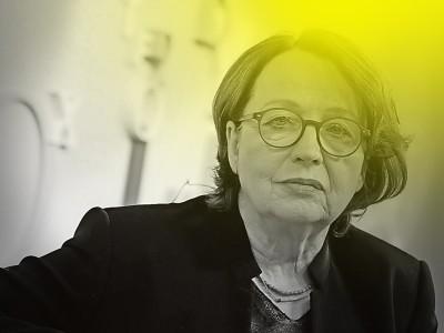 Serie: Licht an mit Katja Lange-Müller: Auf der Parkbank