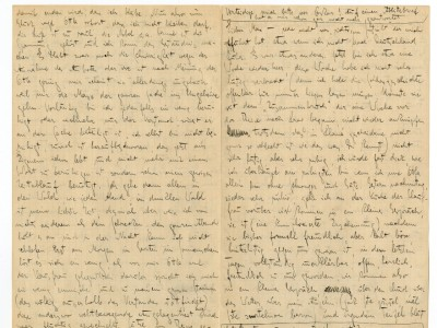 Kafka-Brief: Hauptsache, die Einsamkeit fühlt sich wohl