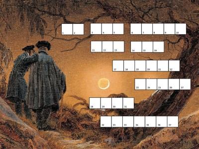 Literarisches Neujahrsrätsel: Die dunkelste Stunde