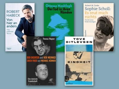 Bücher des Monats: Tanz mit dem Wahnsinn