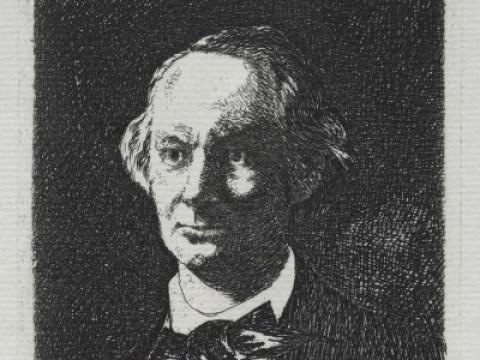 200 Jahre Charles Baudelaire: Der Mann in Schwarz