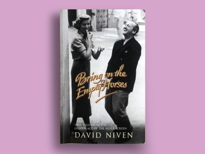 "Kolumne ""Nichts Neues"": David Niven, ""Bring on the Empty Horses"""