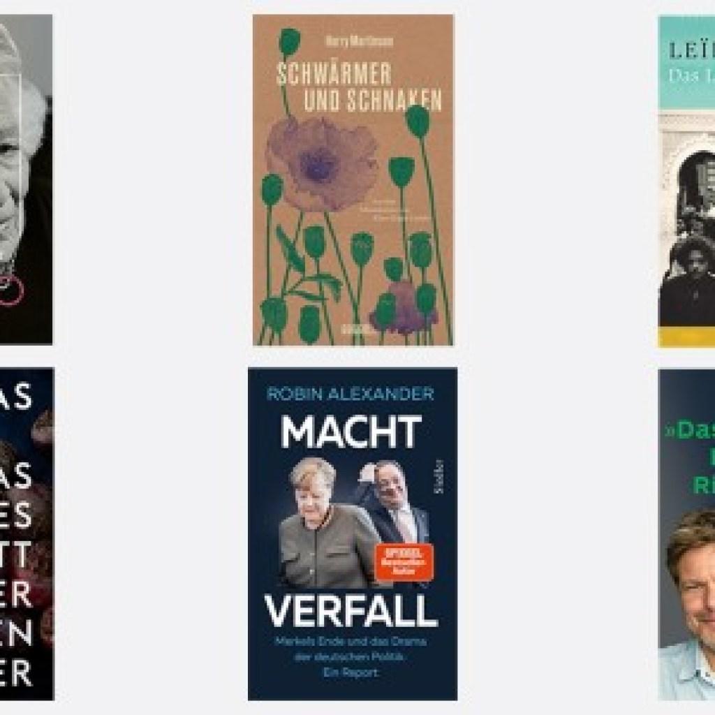 Bücher des Monats: Rückzug in die Natur