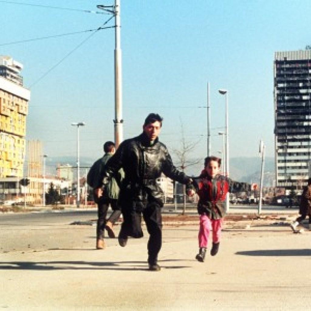 Bericht von der Zerstörung Sarajevos: Das Ideal einer Stadt