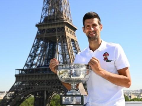French Open: Der Schutzengel aus der geheimen Ecke