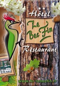 Au Bec Fin Hotel Restaurant