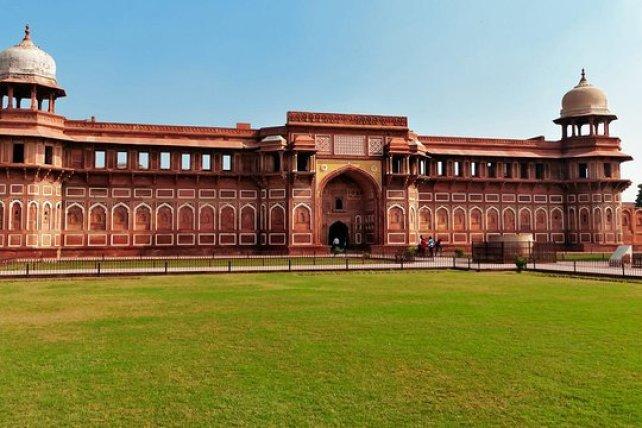 Image result for Agra Fort