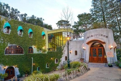 Image result for The Ghibli Museum