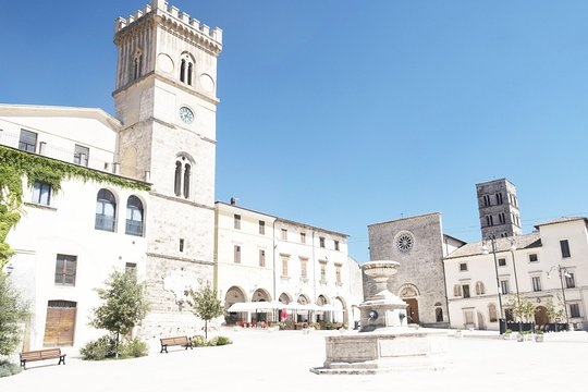 Day Trip From Rome To Castel Di Tora Turano Lake Cittaducale With Hotel Pickup