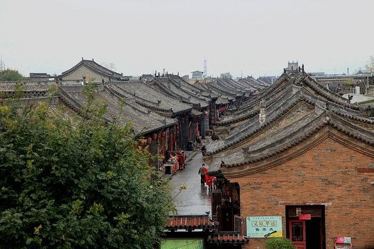 6 Days On The Road Trip Including Datong Wutaishan And Pingyao With An English Speaking Driver