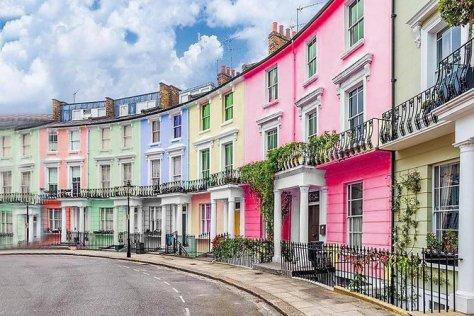 Tripadvisor   Visite photographique colorée à Notting Hill proposé ...