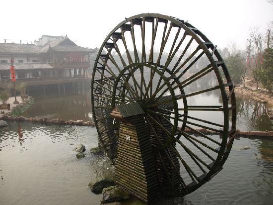 Images of Huanglongxi Ancient Town, Shuangliu County