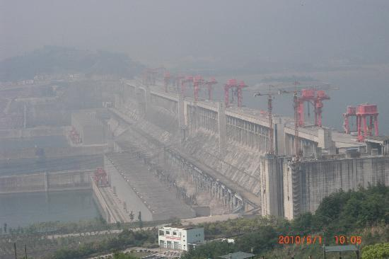 三峽大壩~~ - Picture of Three Gorges Dam Project. Yichang - TripAdvisor