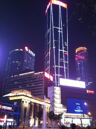 The 10 Closest Hotels To Xinjiekou Shangye Buxing Qu