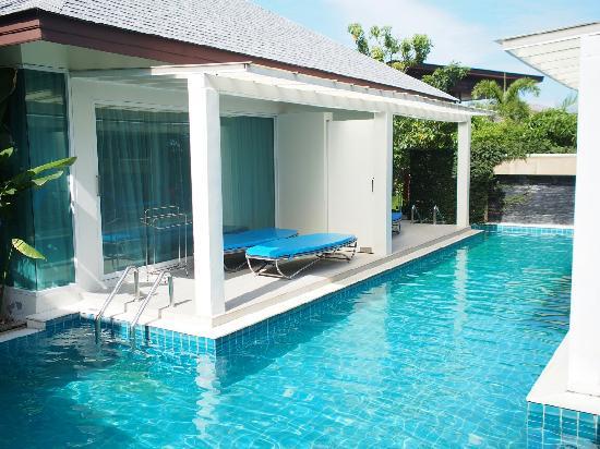 pool side villa - Picture of Samui Resotel Beach Resort. Chaweng - Tripadvisor