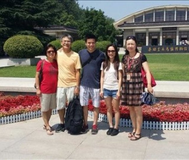 Stefanies Xian Private Tour Xian Private One Day Tour Stefanie With
