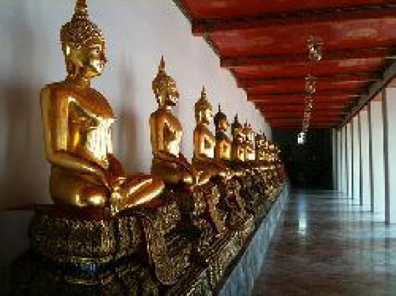 Temple du Bouddha Couché (Wat Pho)