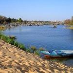 Nile Shore in Aswan