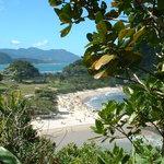 Beach near Paraty