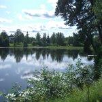 Boulongerskogen City Park, Gävle