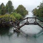 antigüo puente del Correntoso