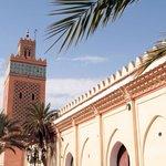 Marrakech Kasbah Mosque
