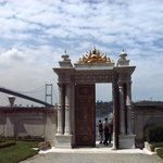 palais belylerbeyi à Ushkudar rive asiatique