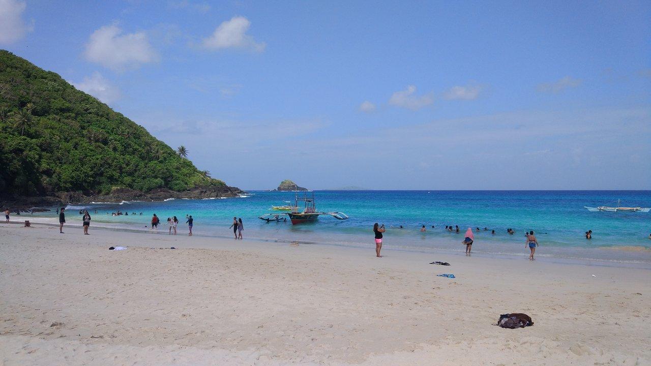 Image result for Mahabang Buhangin Beach