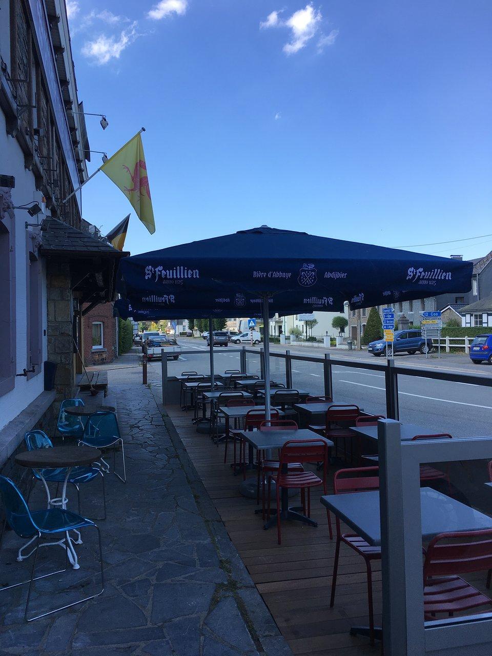Terrasse Restaurant Thionville Holiday House Ty Nevez Ar