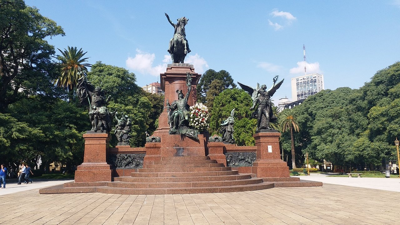 Plaza San Martin (Buenos Aires) - All You Need to Know BEFORE You Go - Updated 2020 (Buenos Aires, Argentina) - Tripadvisor