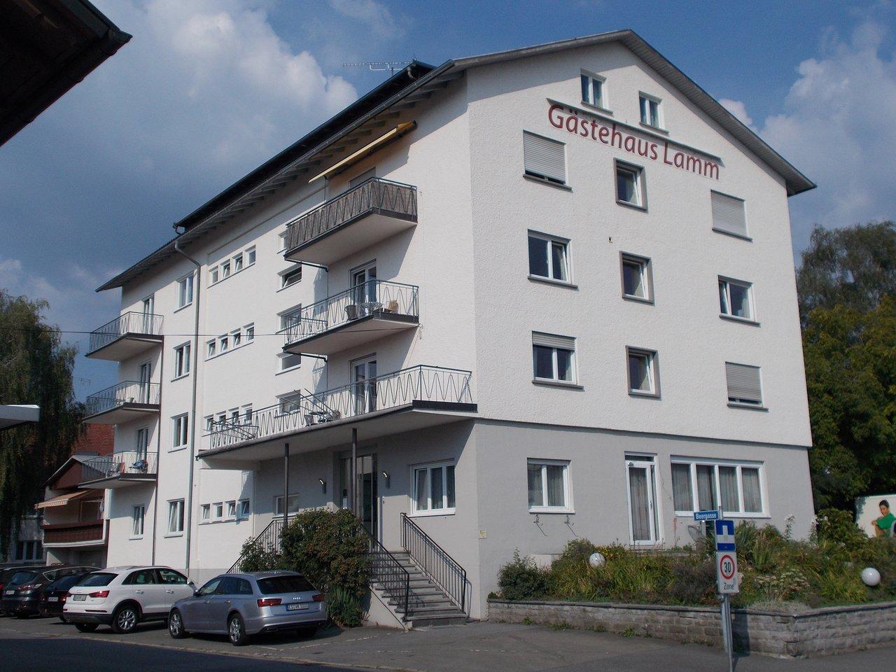 Gasthof Hotel Lamm 129 1 9 2 Prices Inn Reviews