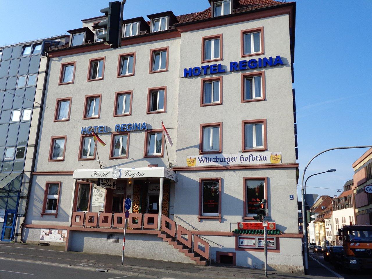 Hotel Regina Wurzburg Hotel Regina Wurzburg Saksamaa