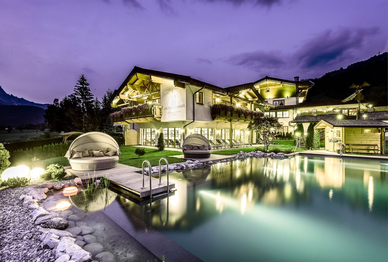 Pool Im Haus Hotel Unterlechner - Updated 2021 Prices, Reviews, And Photos (st. Jakob In Haus, Austria) - Tripadvisor