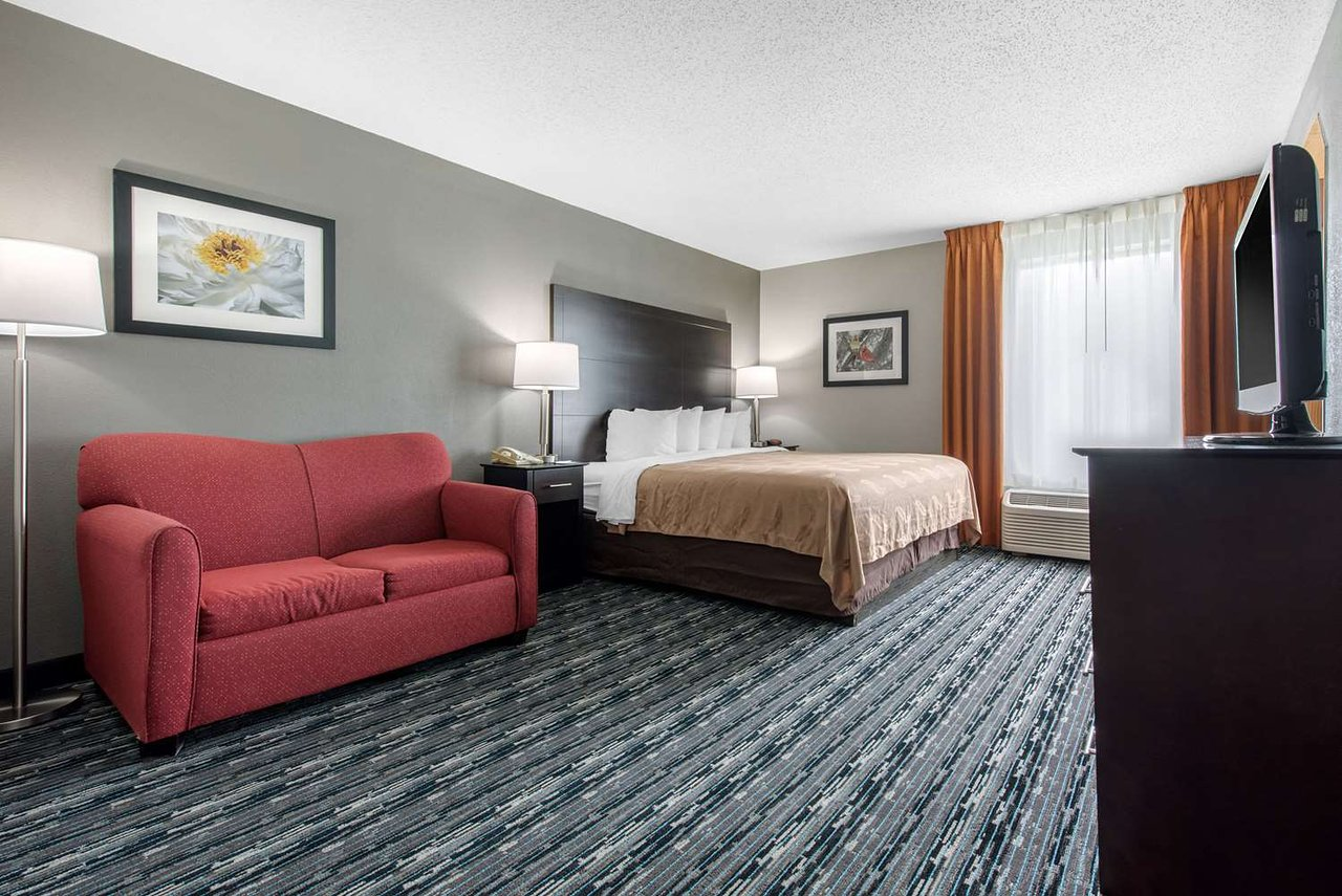 Quality Inn Suites Indianapolis West Brownsburg 62