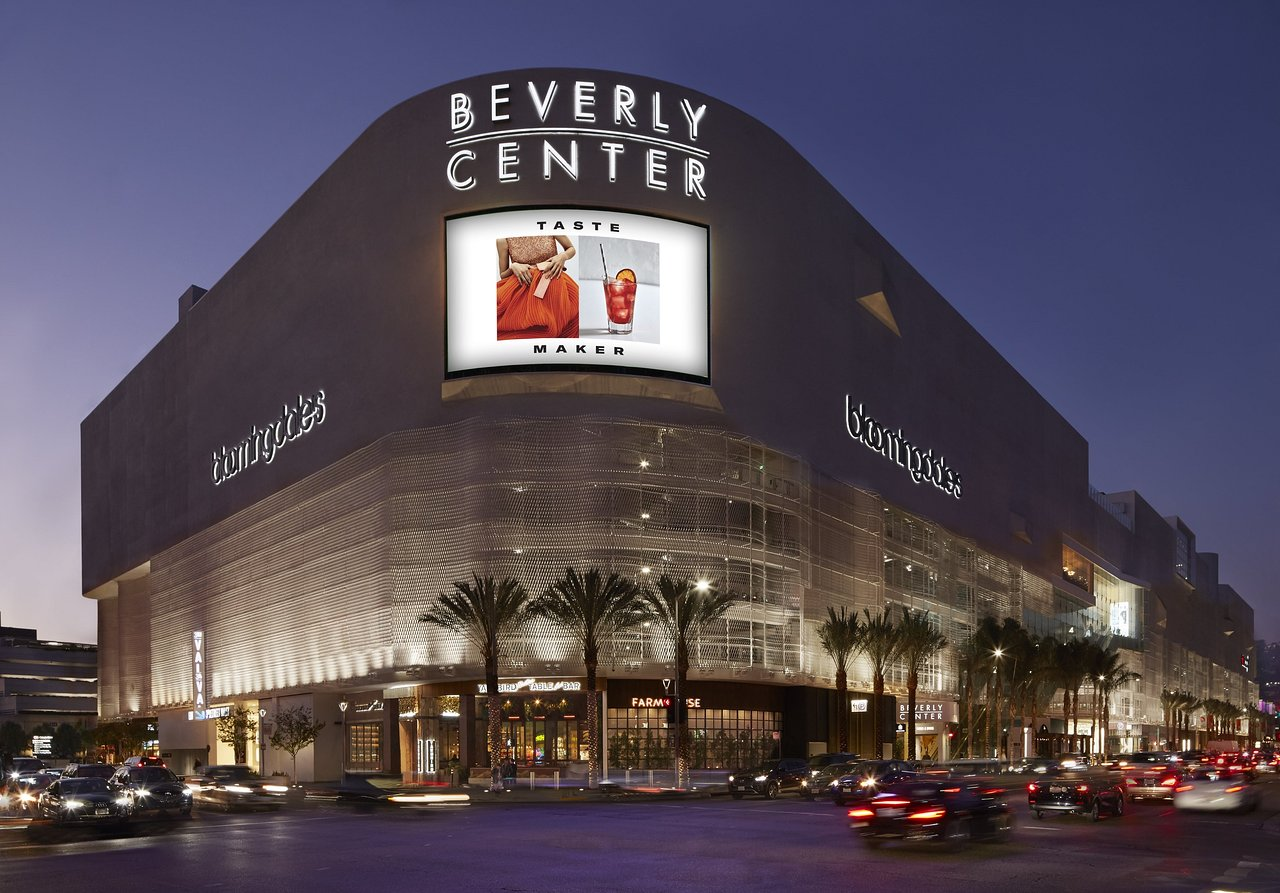 beverly center los angeles