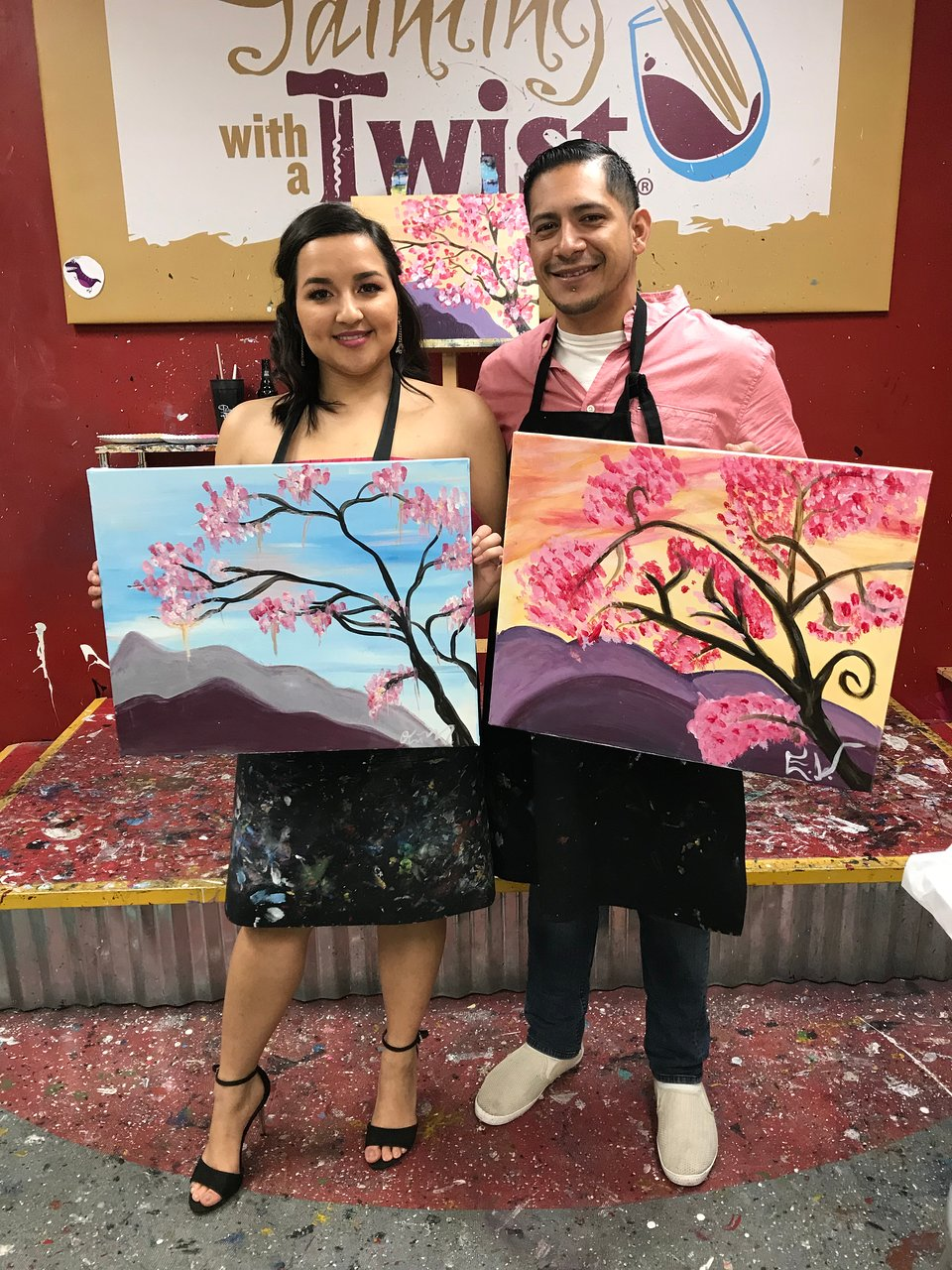 Painting With A Twist Savannah : painting, twist, savannah, Painting, Twist, (Savannah,, Omdömen, Tripadvisor