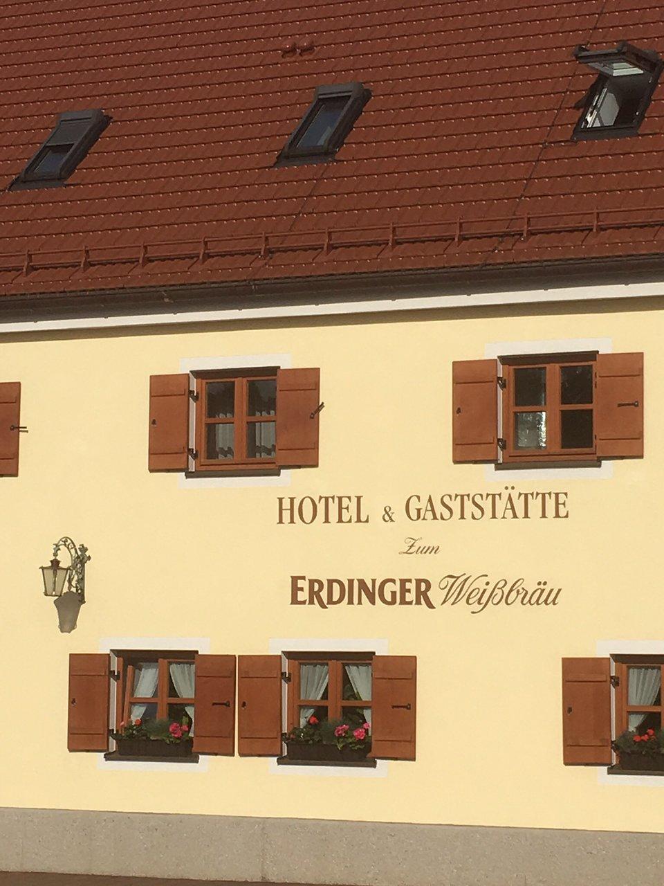 Hotel Gasthaus Zum Erdinger Weissbrau 124 1 5 5