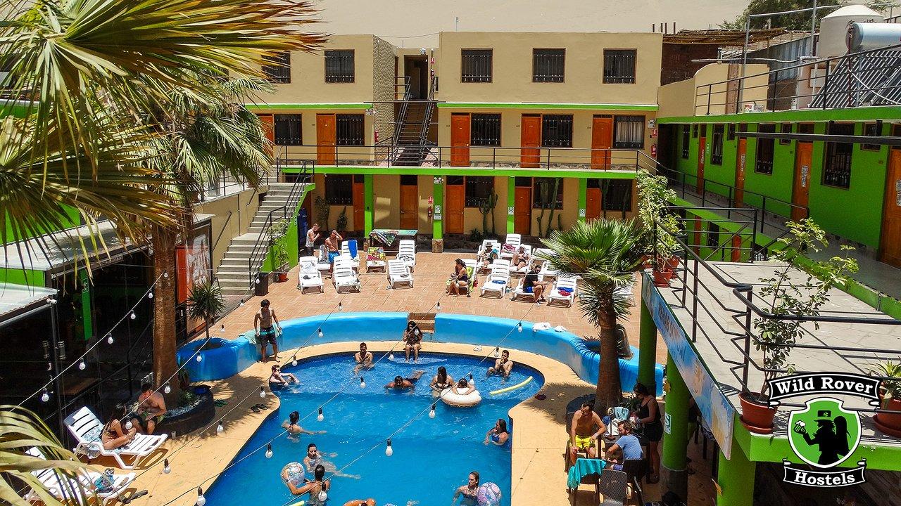 WILD ROVER HUACACHINA - Hostel Reviews & Price Comparison (Peru) - Tripadvisor