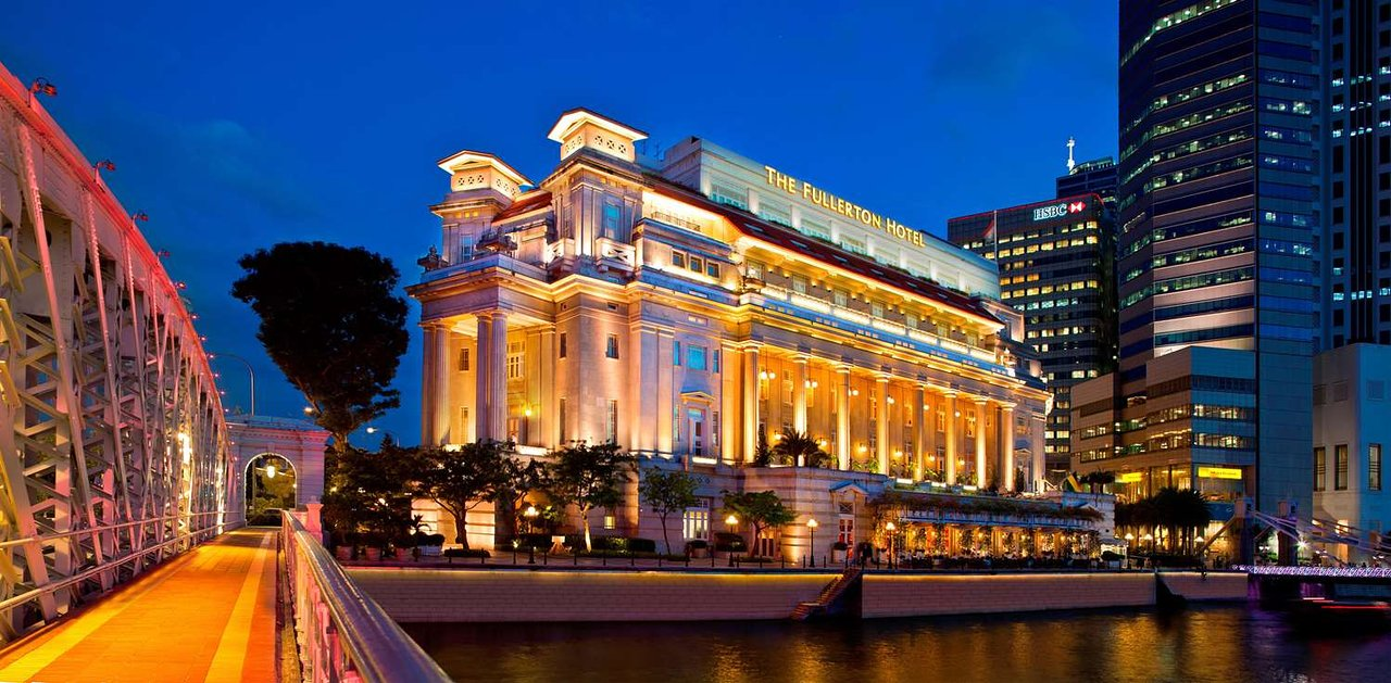 The 10 Closest Hotels To Merlion Park Singapore