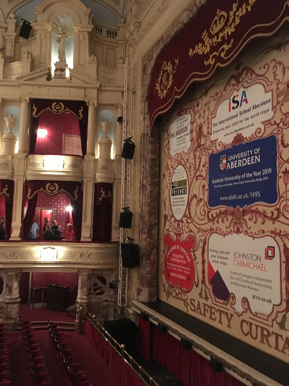 His Majesty S Theatre Hmt Aberdeen 2021 All You Need To Know Before You Go With Photos Aberdeen Scotland Tripadvisor