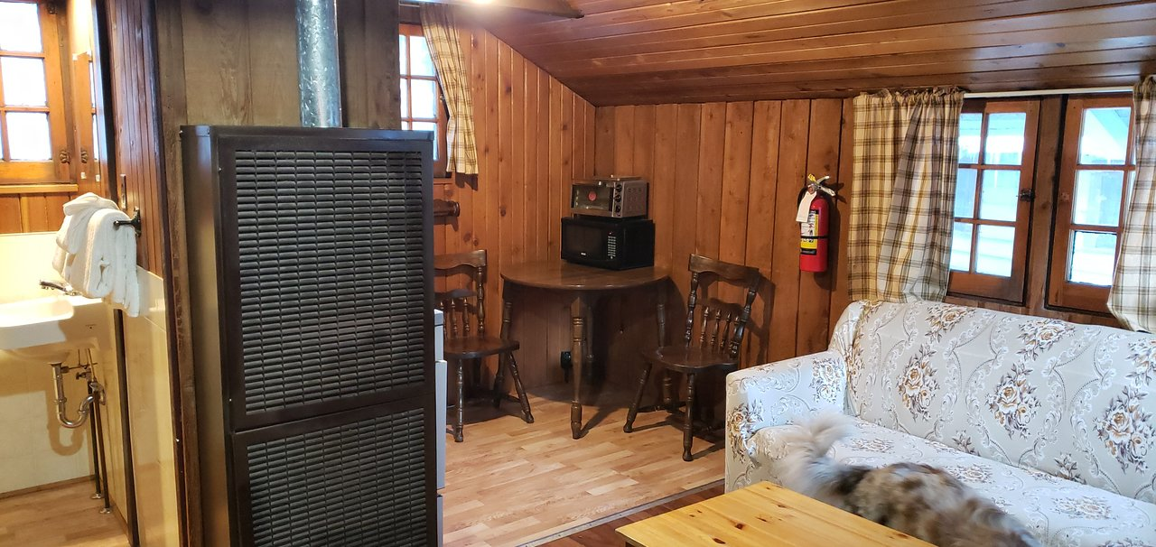 Rundle Chalets Prices Campground Reviews Harvie Heights