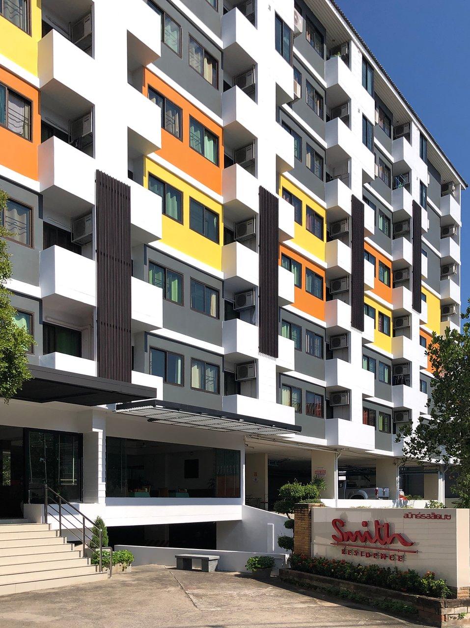 Chiangmai Smith Residence Prices Condominium Reviews