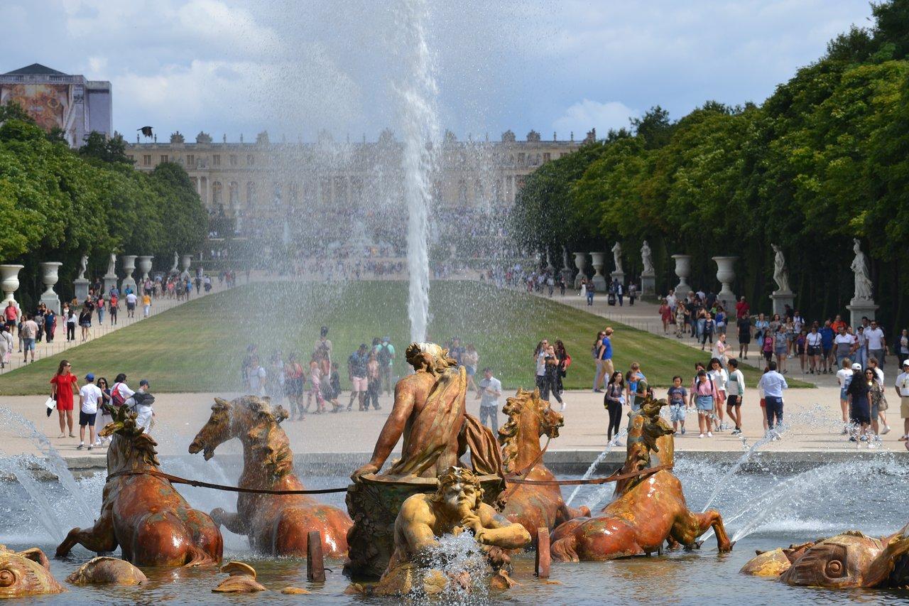 Bassin d'Apollon (Versailles) : 2020 Ce qu'il faut savoir pour votre visite - Tripadvisor
