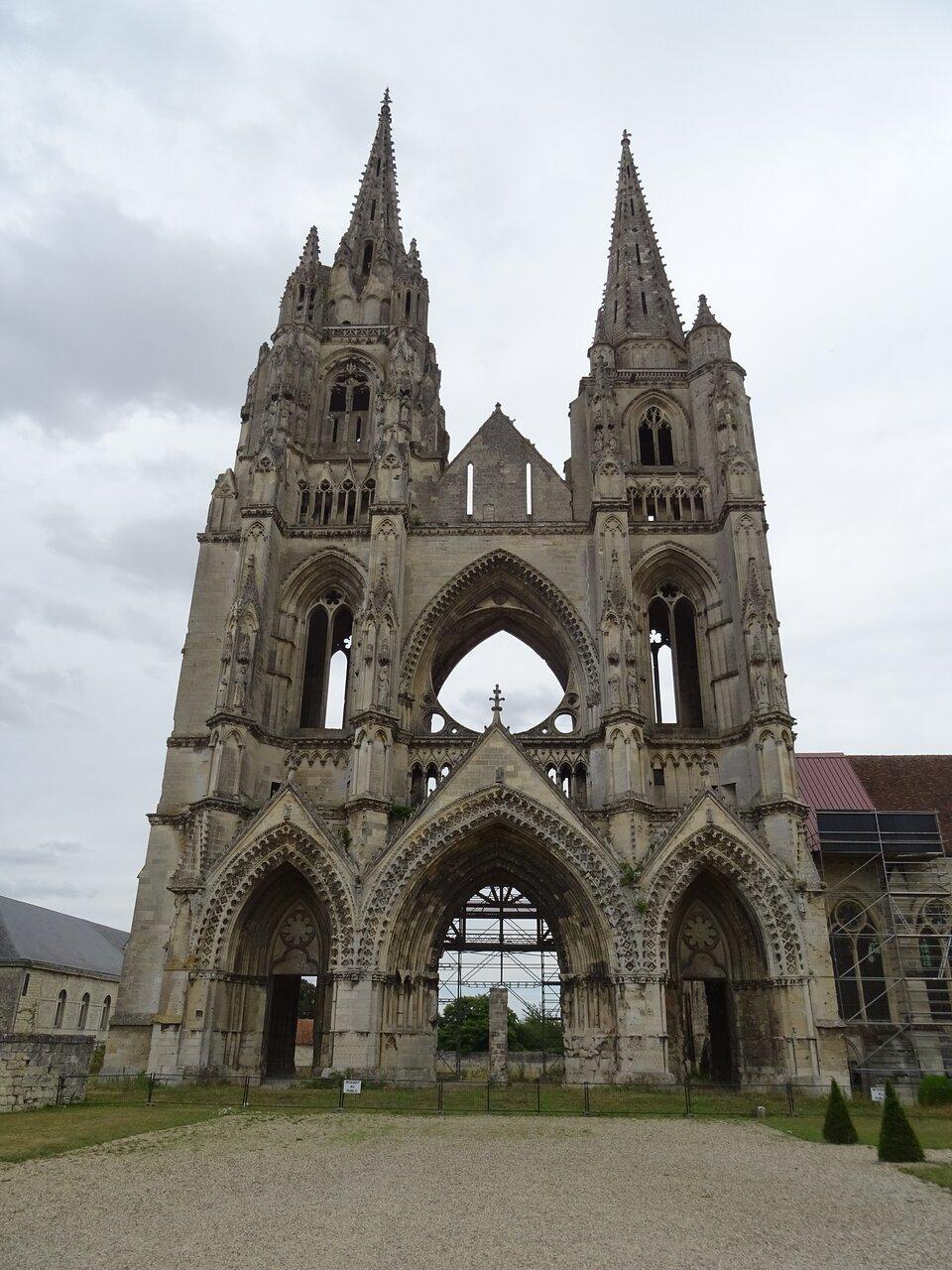 Abbaye Saint Jean Des Vignes : abbaye, saint, vignes, Abbaye, Saint, Vignes, Picture, Saint-Jean-des-Vignes,, Soissons, Tripadvisor