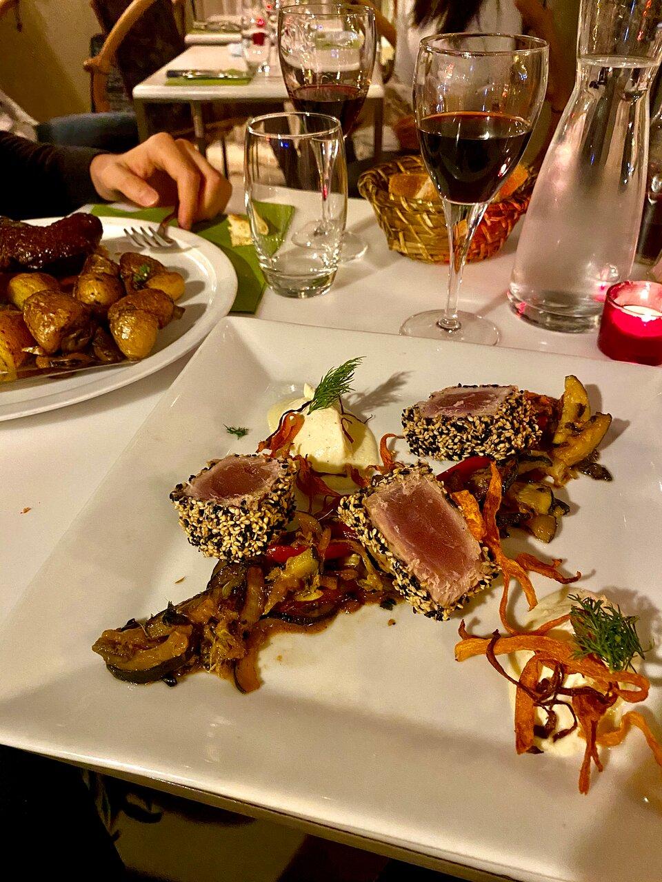 Sur Un Arbre Perché Restaurant : arbre, perché, restaurant, Cevice, Sauvage, Photo, Arbre, Perché,, Paris, Tripadvisor