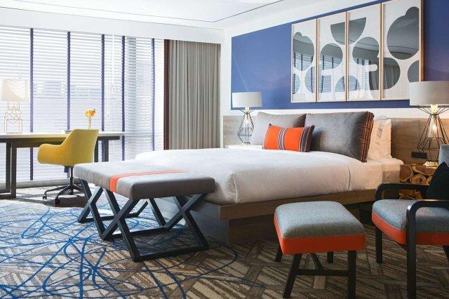 キンプトン・ホテル・パロマー・ワシントンDCを予約する