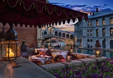 Hotel Al Ponte Antico Venice Italy Booking